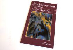 Poesiealbum neu: Resonanzen. Foto: Ralf Julke