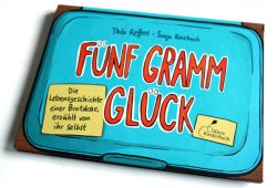 Thilo Reffert, Sonja Kurzbach: Fünf Gramm Glück. Foto: Ralf Julke
