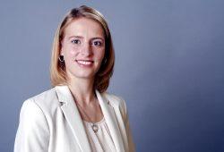 Franziska Riekewald (Die Linke) ist am 21.08.1980 in Halle/S. geboren und Betriebswirtin (VWA). Foto: Die Linke Leipzig