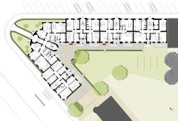 Visualisierung Riemann Quartier. Foto: W&V Architekten GmbH