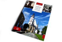 Britta Taddiken (Hrsg.): Die Thomaskirche Leipzig. Foto: Ralf Julke