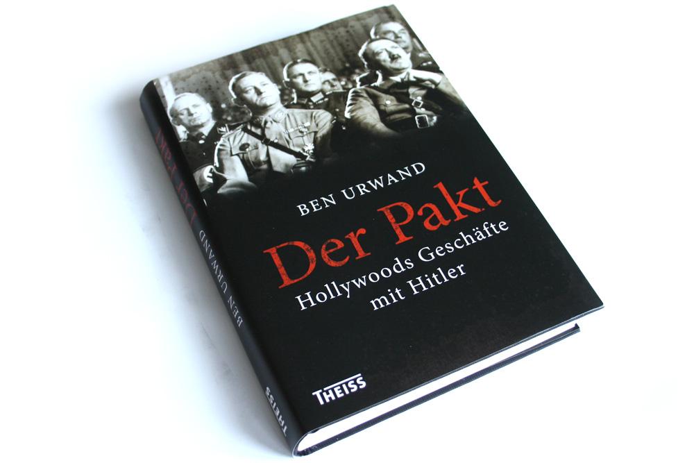 Ben Urwand: Der Pakt. Foto: Ralf Julke