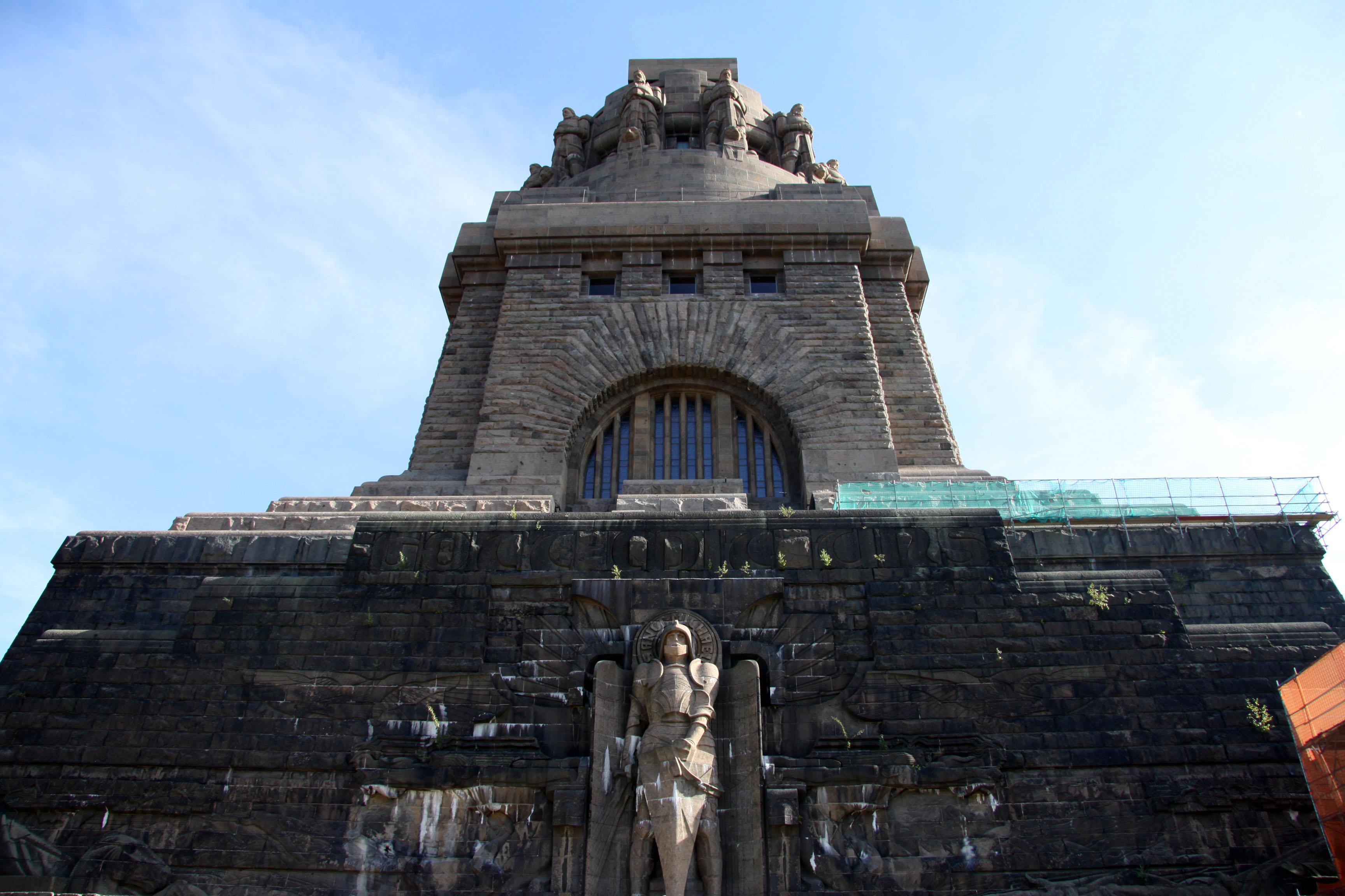 Das Völkerschlachtdenkmal. Foto: L-IZ.de