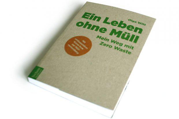 Olga Witt: Ein Leben ohne Müll. Foto: Ralf Julke