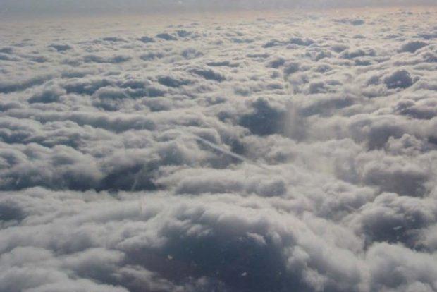 Forscher ermitteln Zahl der Wolkentröpfchen. Foto: Institut für Meteorologie der Universität Leipzig