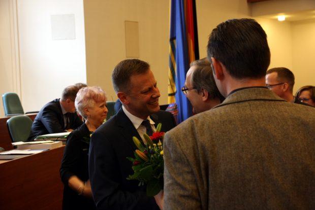 Gratulationen von allen Fraktionen. Foto: L-IZ.de