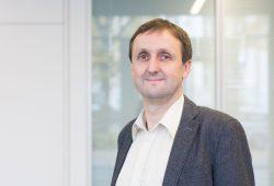 Prof. Dr. Holger Müller. Foto: HTWK Leipzig