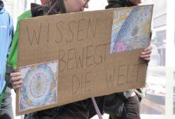Für die Wissenschaft. Foto: Lucas Böhme