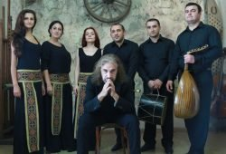The Naghash Ensemble of Armenia. Foto: PR
