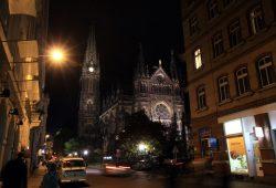 Die Peterskirche. Foto: Michael Freitag