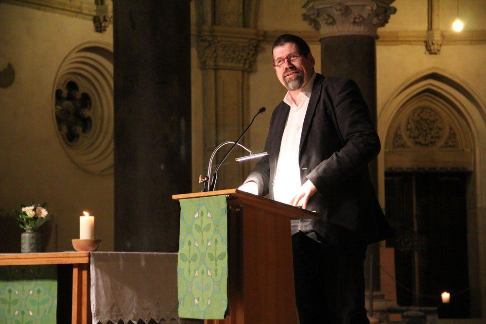Pfarrer Andreas Dohrn Foto: privat