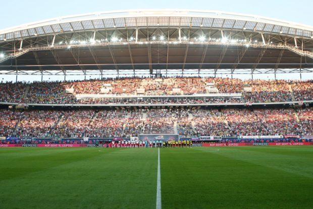 Voraussichtlich ab 2018 im Umbau: die Red-Bull-Arena. Foto: GEPA Pictures