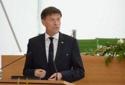 Landtagspräsident Dr. Matthias Rößler. Foto: Steffen Giersch