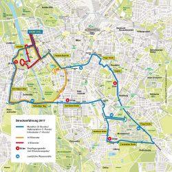 Der Streckenplan. Quelle: SachsenSportMarketing GmbH