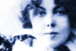Einladung zur Festveranstaltung für Elsa Asenijeff (Ausschnitt). Grafik: GEDOK