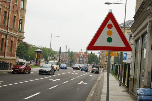Blick in die Harkortstraße. Foto: Ralf Julke