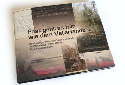 Ralf C. Müller (Hrsg.): Fast geht es mir wie dem Vaterlande ... Foto: Ralf Julke