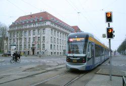 Lehmann-Straße/KarLi wird ab 3. April saniert. Foto: Ralf Julke