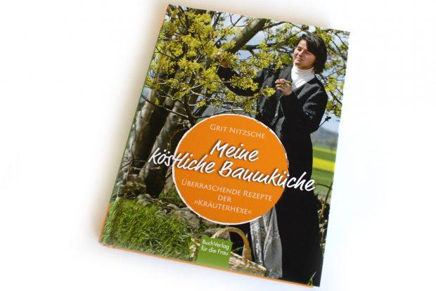 Grit Nitzsche: Meine köstliche Baumküche. Foto: Ralf Julke