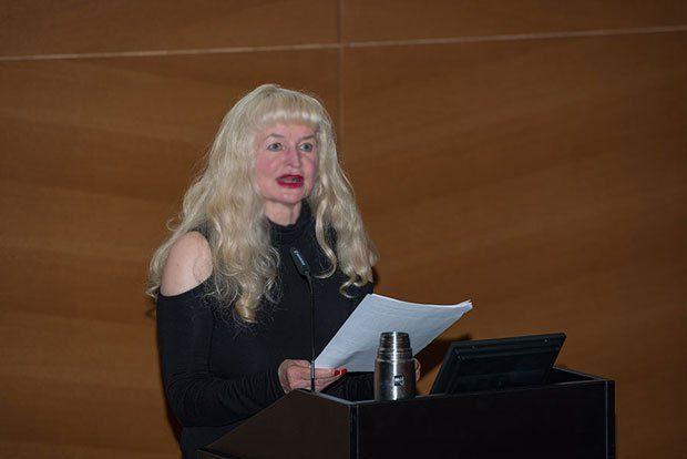 Ursula Oehme. Foto: Richard-Wagner-Verband Leipzig