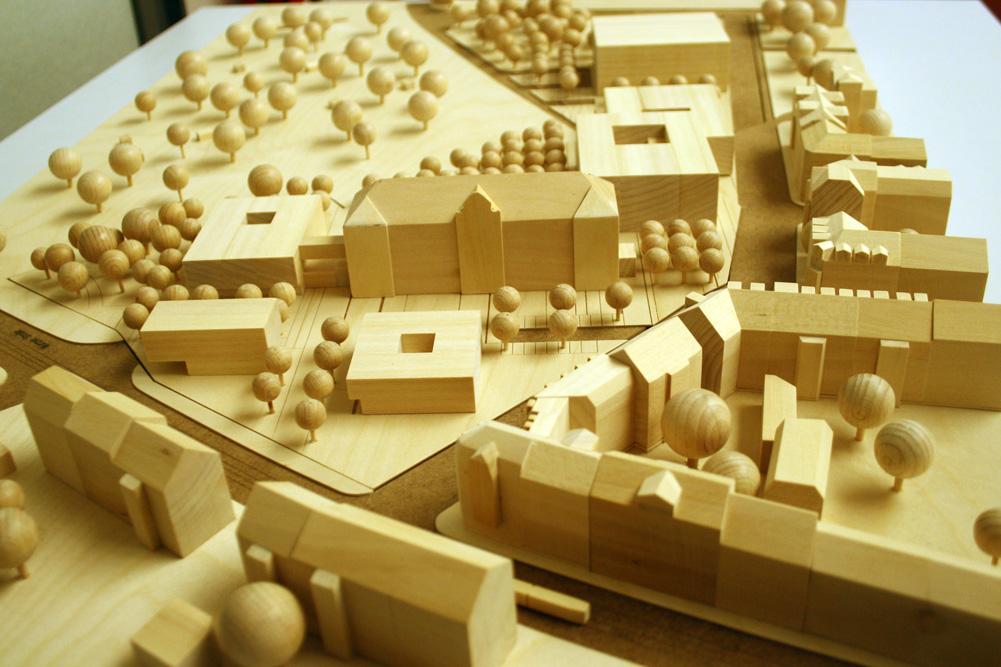 Der geplante Schulcampus an Ihmelsstraße und Krönerstraße. Foto: Ralf Julke