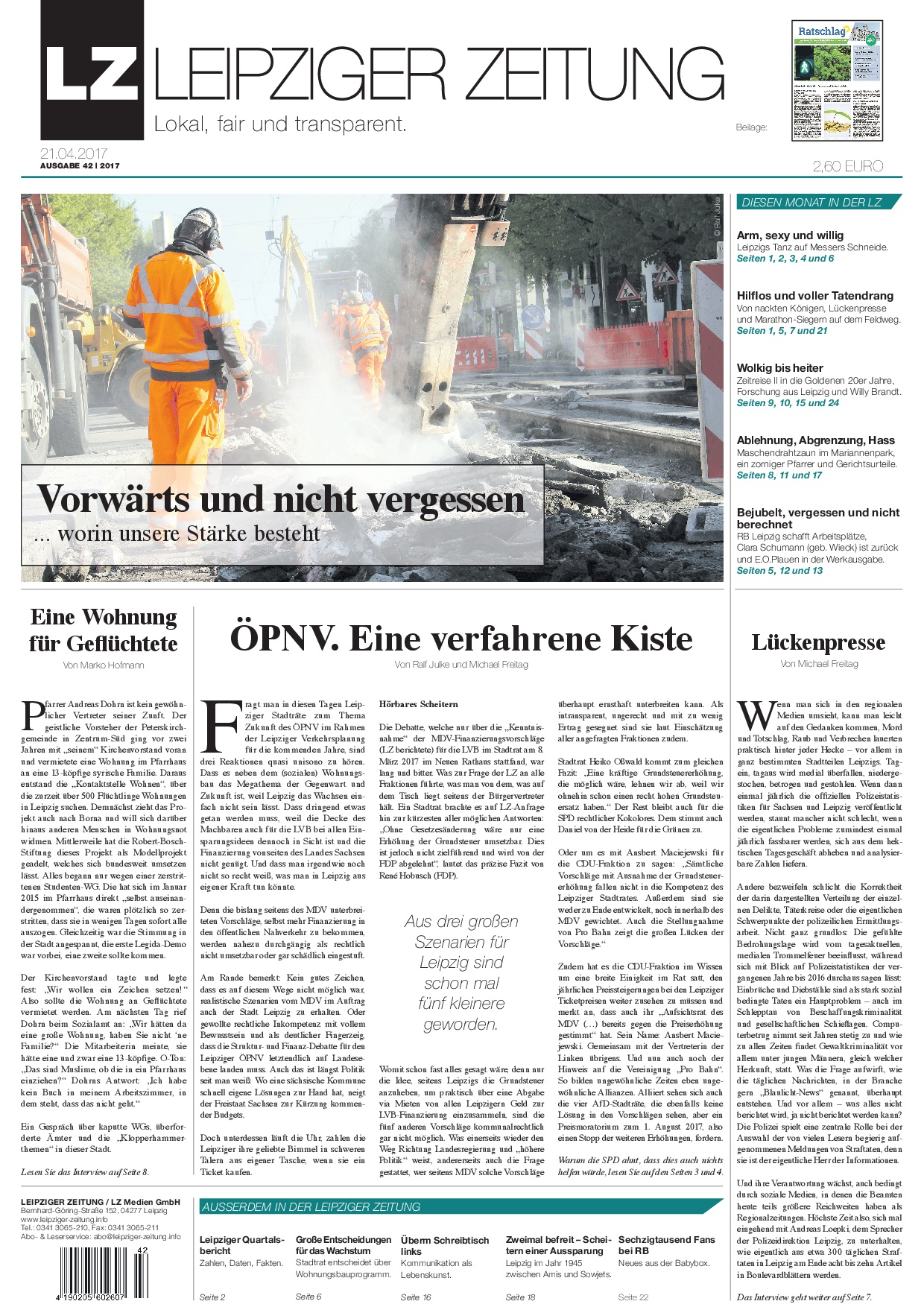 Internetzeitung Leipzig