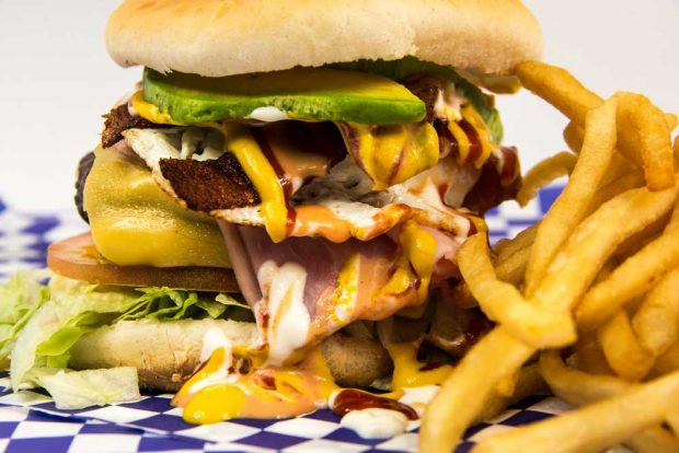 Burger-Trends in Deutschland.