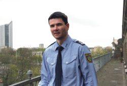 Andreas Loepki, leitender Sprecher der Polizeidirektion Leipzig im langen Interview. Foto: LZ