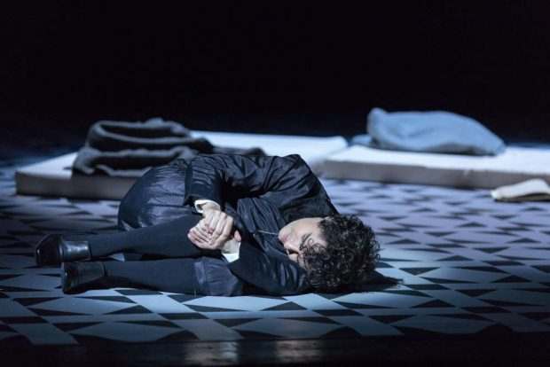 Cinq-Mars in der Oper Leipzig. Foto: Tom Schulze