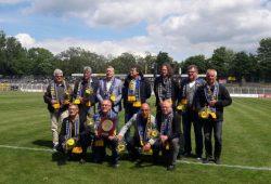 Das Lok-Team aus dem Jahr 1987. Foto: privat