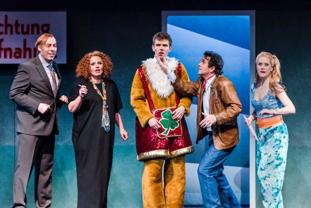 Kein Pardon – Das Musical. Foto: Kirsten Nijhof