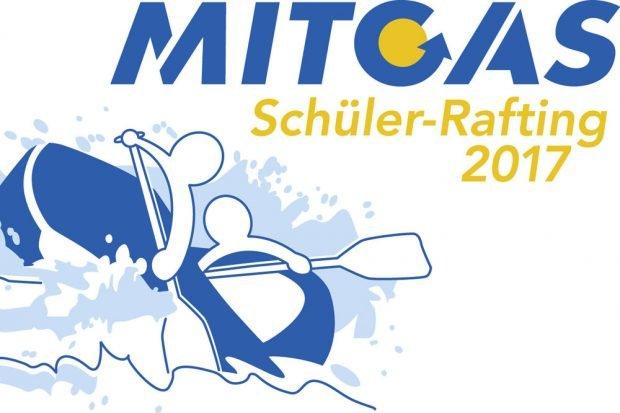 Logo des MITGAS Schüler-Raftings