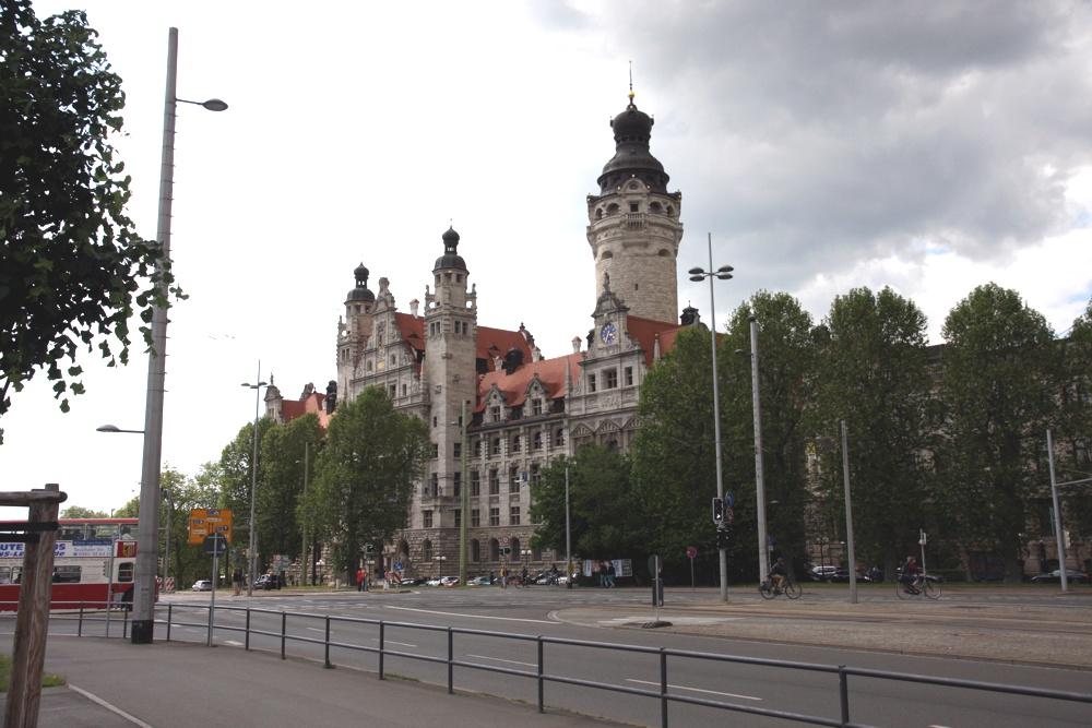 Neues Rathaus. Foto: L-IZ.de