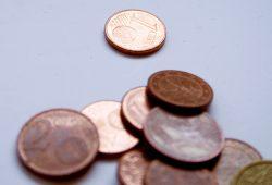 Wenn jeder Centbetrag zugeteilt wird ... Foto: Ralf Julke