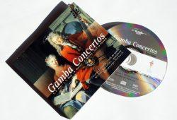 Gamba Concertos. Foto: Ralf Julke