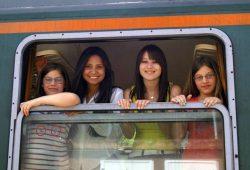 Austauschschülerin aus Kolumbien. Foto: AFS
