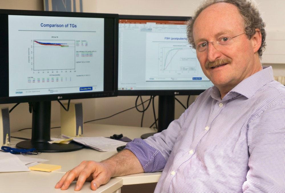 Dr. Dirk Hasenclever. Foto: Medizinische Fakultät, Universität Leipzig