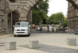 Erstaunlicher Befund: Die Lotterstraße ist eine Spielstraße. Foto: Ralf Julke