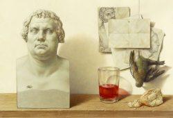 Michael Triegel: Für Martin Luther (2016). Foto: Galerie Schwind