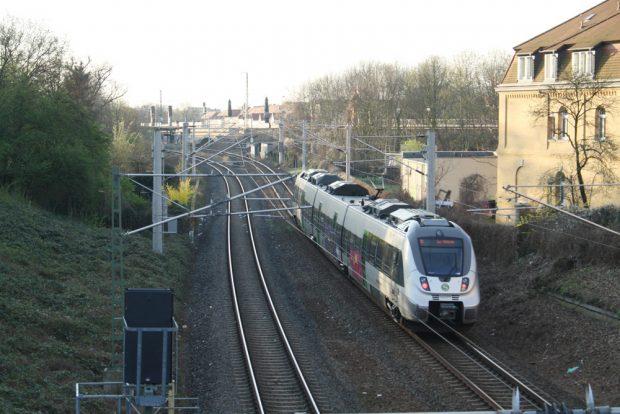 Die S 6 würde wie die S 1 durch Gohlis fahren. Foto: Ralf Julke