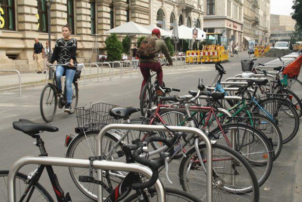 Schillerstraße in Leipzig. Foto: Ralf Julke
