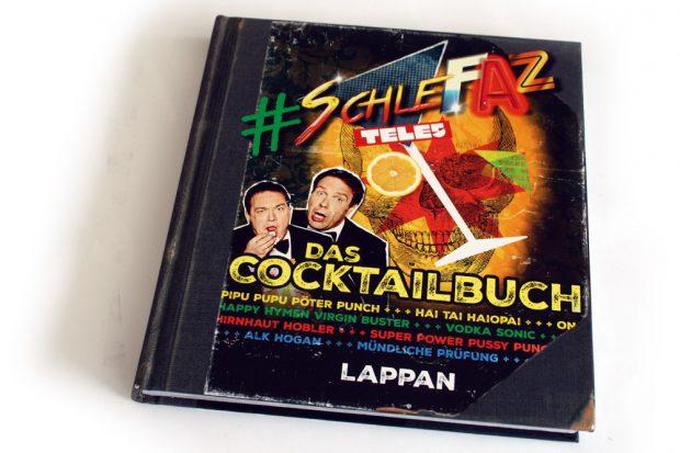 Schlefaz Cocktail Buch