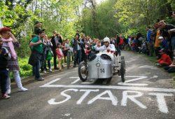 Automobile Randgruppe, Seifenkistenrennen 2016. Foto: nato e.V./ Louise Markweg
