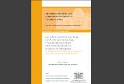 Die Studie des Göttinger Instituts für Demokratieforschung. Cover: Göttinger Institut für Demokratieforschung