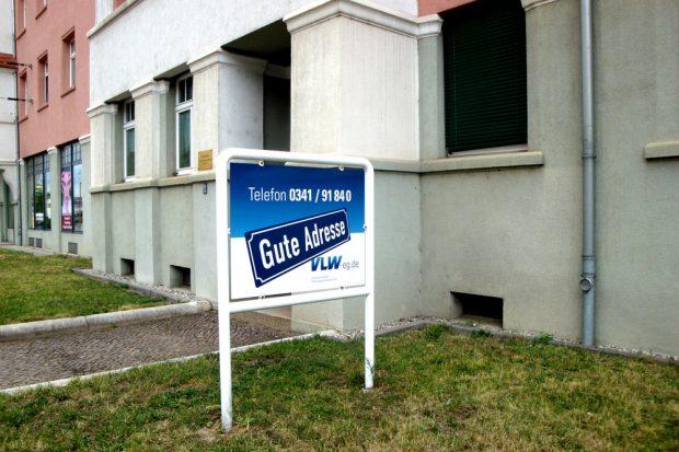 VLW-Wohnungen in Neulindenau. Foto: Gernot Borriss