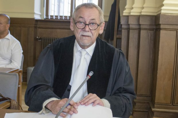 Staatsanwalt Klaus-Dieter Müller. Foto: Martin Schöler