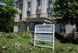 Gebäude Röschenhof des Veterinär- und Lebensmittelaufsichtsamtes (VLA). Foto: Stadt Leipzig