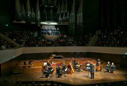 """L'Orfeo"" beim Bachfest. Foto: Bachfest Leipzig/Gert Mothes"