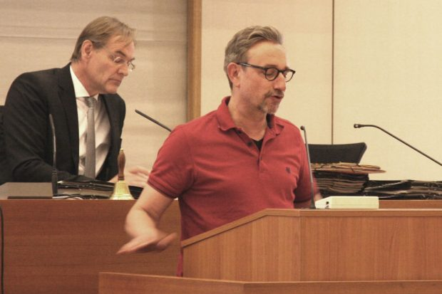 Tim Elschner (Die Grünen) . Foto: L-IZ.de