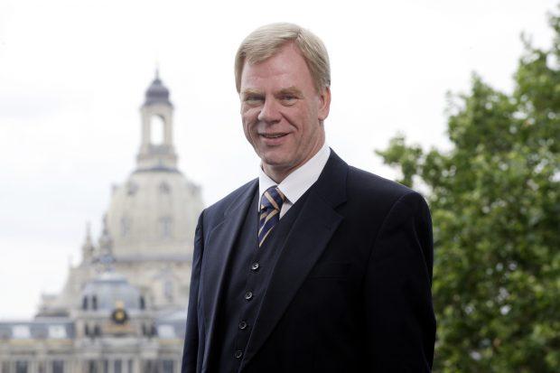 Sachsens Ex-Finanzminister Georg Unland (CDU). Foto: Staatsministerium für Finanzen